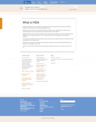 HSSA Home Page