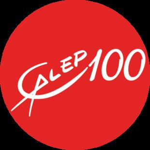 Logo per le celebrazioni del centenario di Aurelio Galleppini (Galep) a Casale di Pari nel 2017