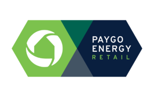 Logo for PayGo Energy Retail